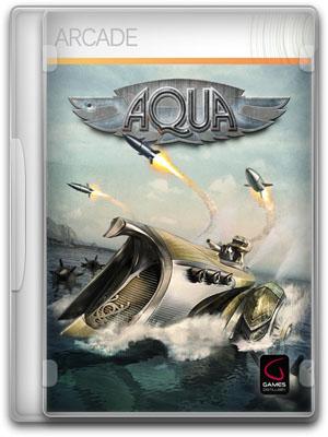 Capa Aqua – Naval Warfare