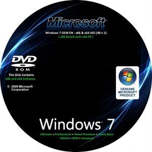 09527712925556185687 Windows Seven OEM X86 e X64   48 em 1   Ativado
