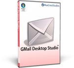 Download   GMail Desktop Studio 1.1.0.2