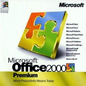 MSOffice Microsoft Office 2000 Premium