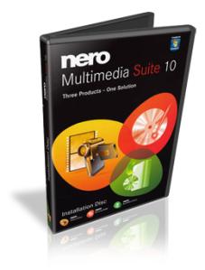 Download Nero Multimedia Suite v 10 0 13200 + Sérial
