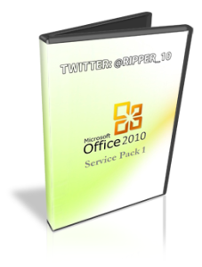 Download Microsoft Office Proffesional Plus 2010 Final 32 e 64 Bits + SP1 integrado