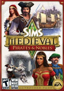 games Download   Jogo The Sims Medieval Pirates and Nobles RELOADED PC (2011)