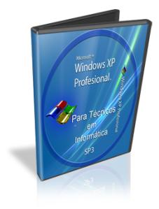 Download Windows XP SP3 para Técnicos em Informática