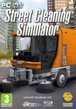 Download – Street Cleaning Simulator – PC Baixar