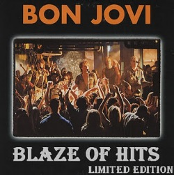Download – CD: Bon Jovi – Blaze Of Hits Limited Edition 2011 Baixar