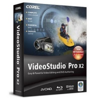 Download - Corel Ulead VideoStudio Pro x2 v12.0.98.0  – Portátil Baixar