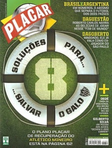 lancamentos Download – Revista Placar – Outubro de 2011 – Edição 1359