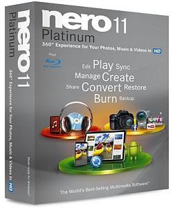 lancamentos Download   Nero Multimedia Suite Platinum HD 11.0.15500 + Serial