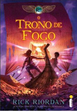 Download - Ebook: As Crônicas dos Kane: O trono de fogo Vol.2 Baixar