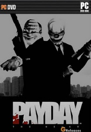 Download – Payday: The Heist FullRip – BlacBox  PC Baixar