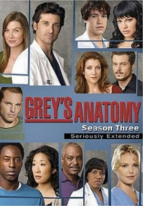 Download - Grey's Anatomy  3ª Temporada  Dublada Baixar