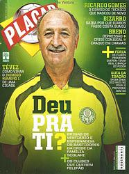 Download – Revista Placar – Novembro de 2011 – Edição 1360 Baixar