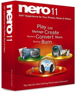 Download - Nero Multimedia Suite 11 + Serial Baixar